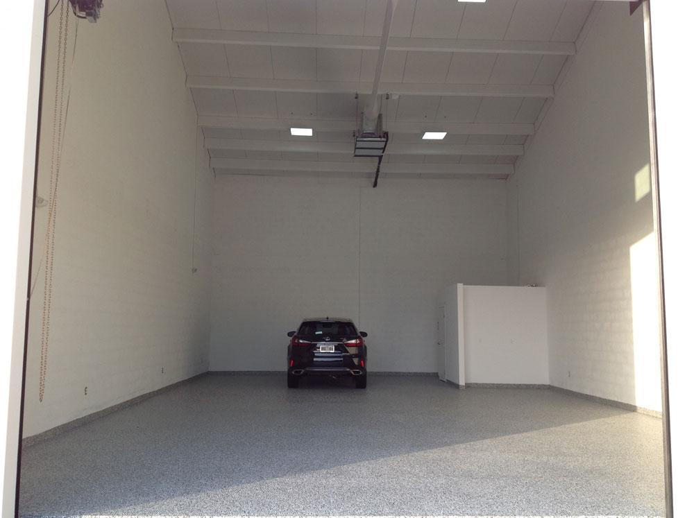 Classic Estates Storage Interior