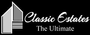 classic estates storage logo grey